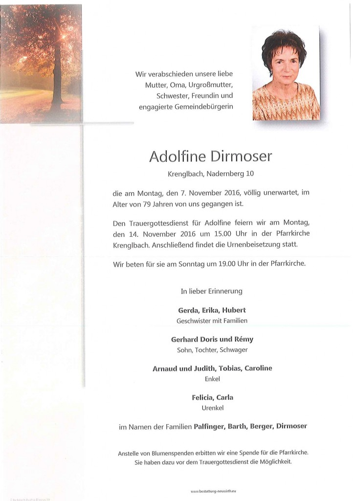 adolfine-dirmoser