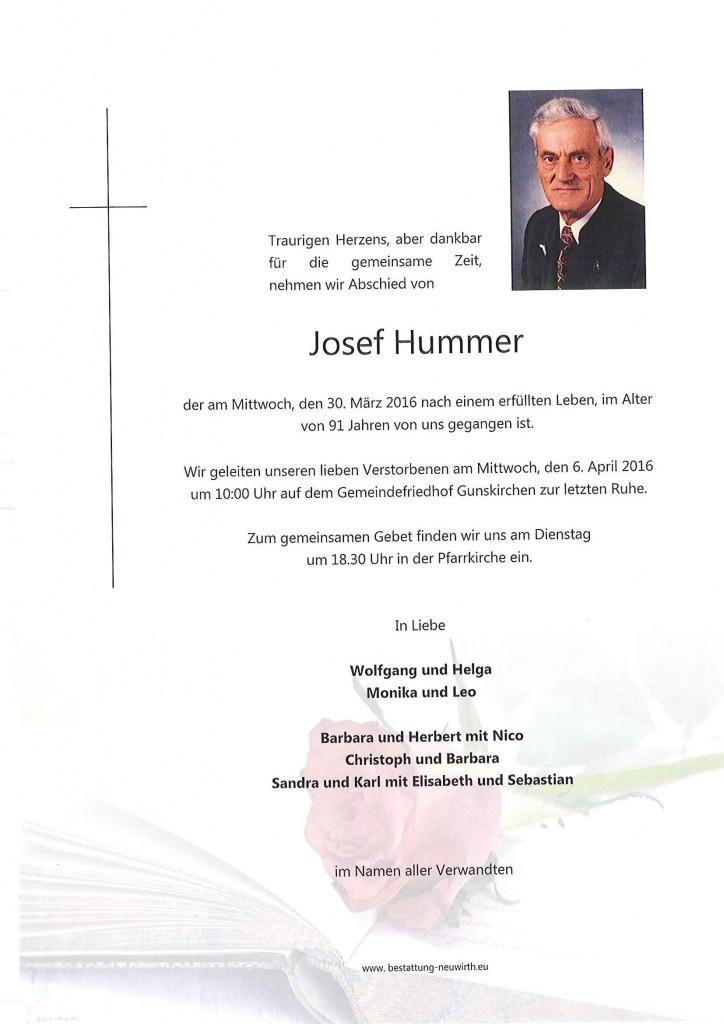 Hummer Josef
