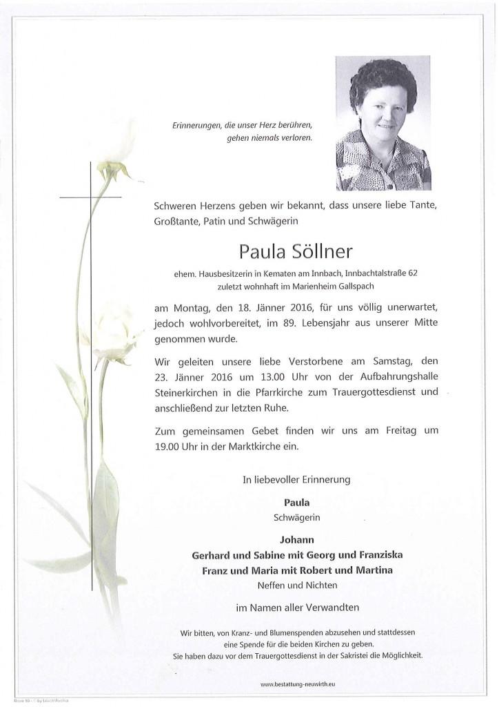 Paula Söllner