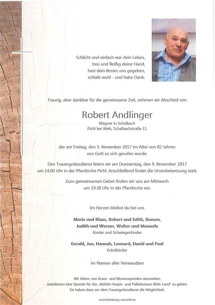 Robert Andlinger