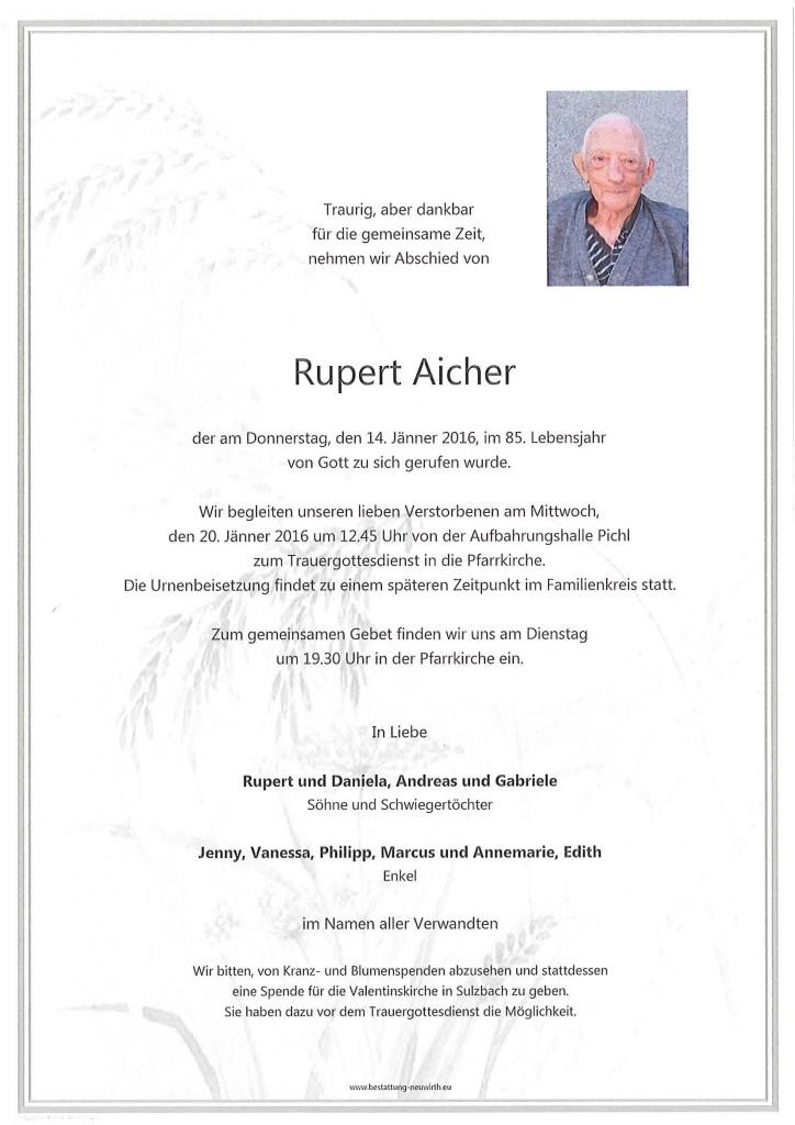 Rupert Aicher