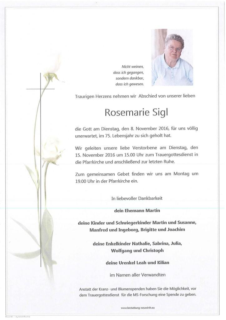 sigl-rosemarie