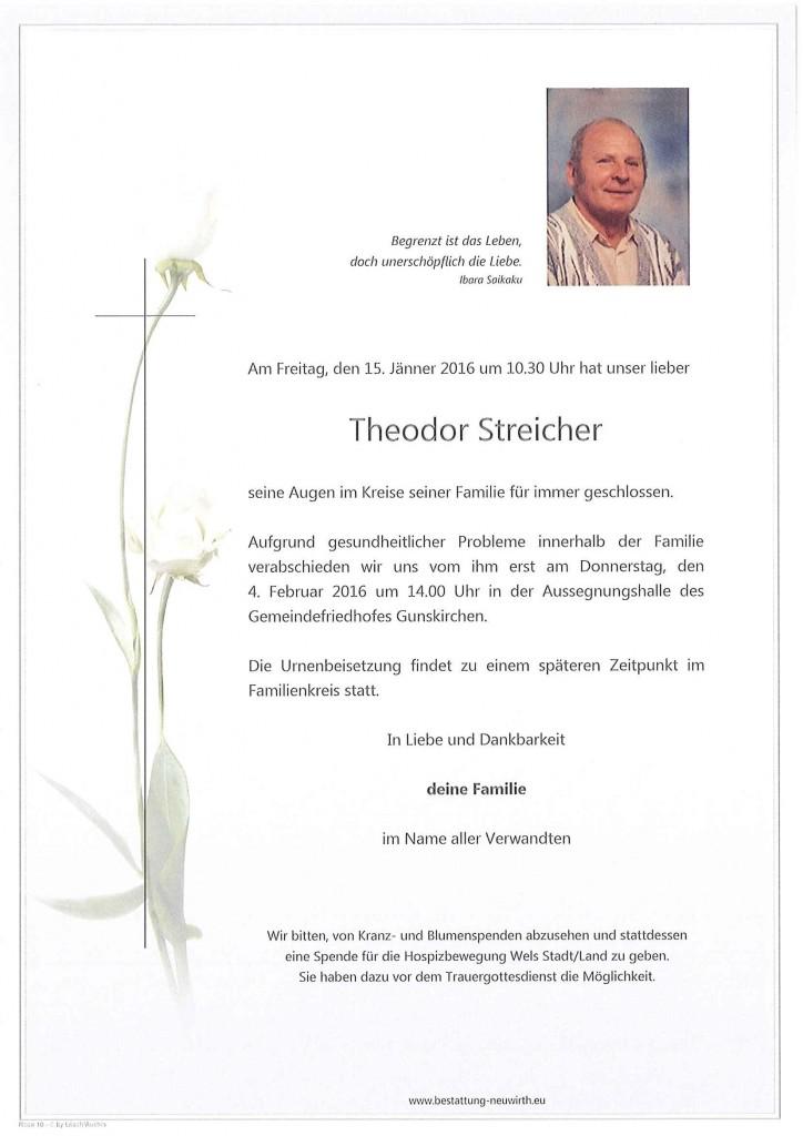 Theodor Streicher